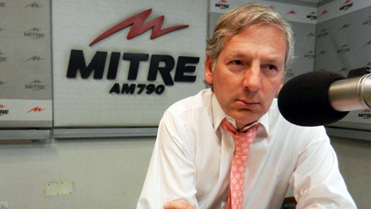 El periodista Marcelo Longobardi hizo un fuerte descargo contra el gobernador Axel Kicillof por sus dichos contra los antivacunas.