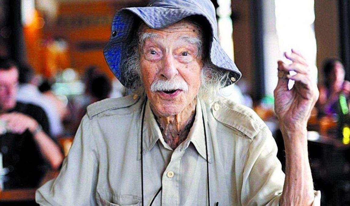 Tristeza en el espectáculo: murió Max Berliner, a los 99 años