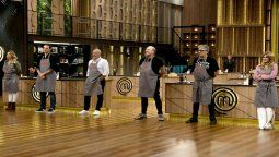 Sol Pérez, Daniel Aráoz y Juanse volvieron a Masterchef Celebrity