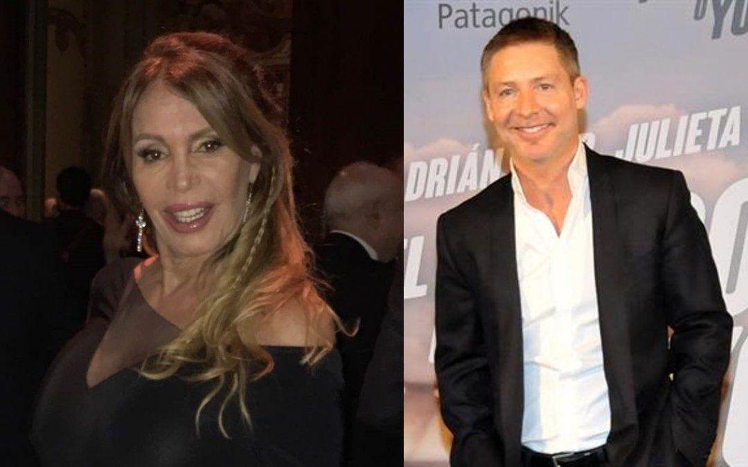 En medio de la crisis en la ficción, otra conocida actriz le pide trabajo a Adrián Suar