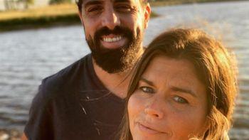 Angie Balbiani habló del padre de su bebé