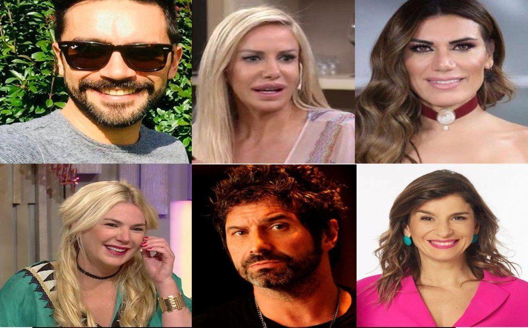 Los famosos expusieron su palabra en las redes durante el segundo debate presidencial