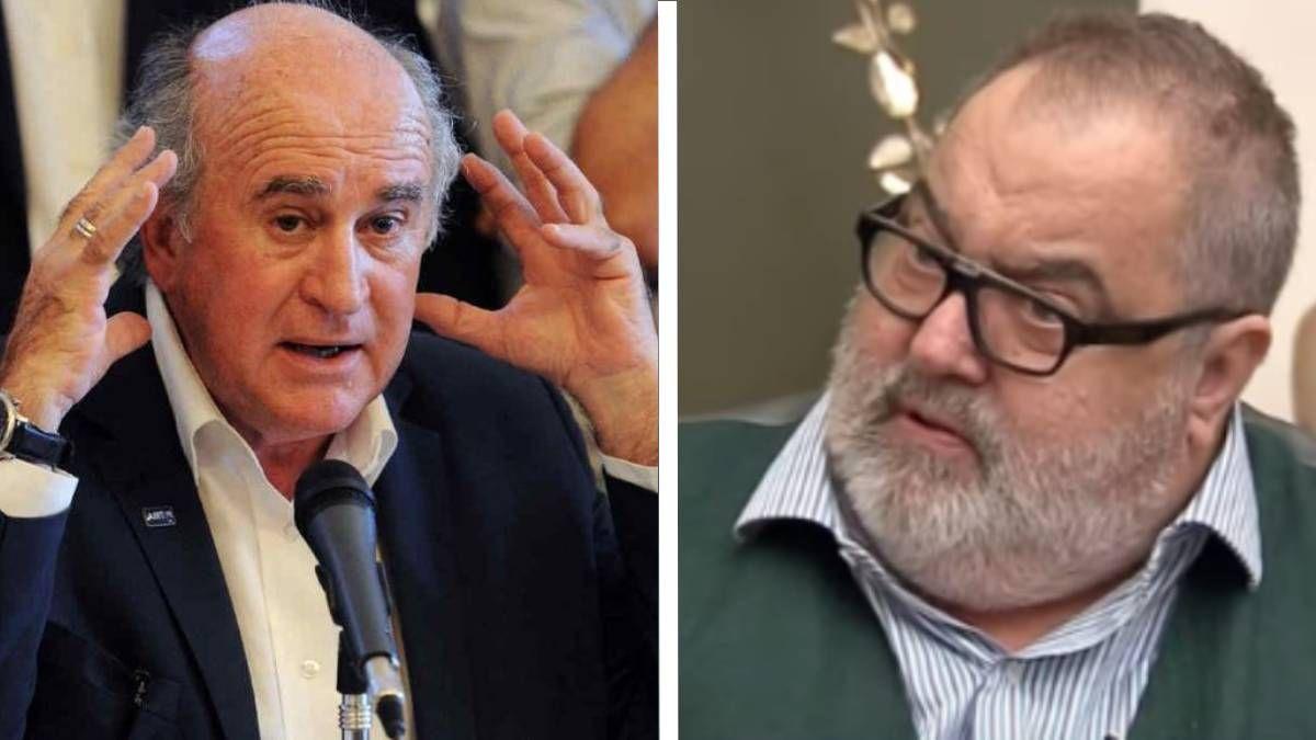 Oscar Parrilli arremetió contra Jorge Lanata y otros periodistas