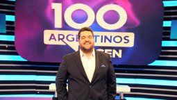 100 Argentinos Dicen: Darío Barassi intentó hacer burpees