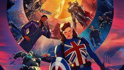 Qué pasaría si la capitana Carter fuera la primera vengadora es el nombre del primer capítulo de la serie de Disney What If