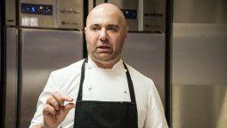 El chef Germán Martitegui habló en Cortá por Lozano tras conocerse que está contagiado de Covid 19