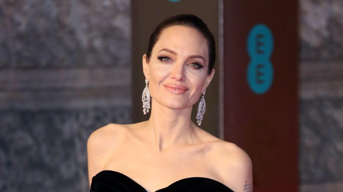 La actriz Angelina Jolie presenta un delicado estado de salud