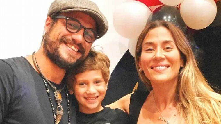 Me hacés calentar: La respuesta de Daniel Osvaldo a las caricias de Jimena Barón