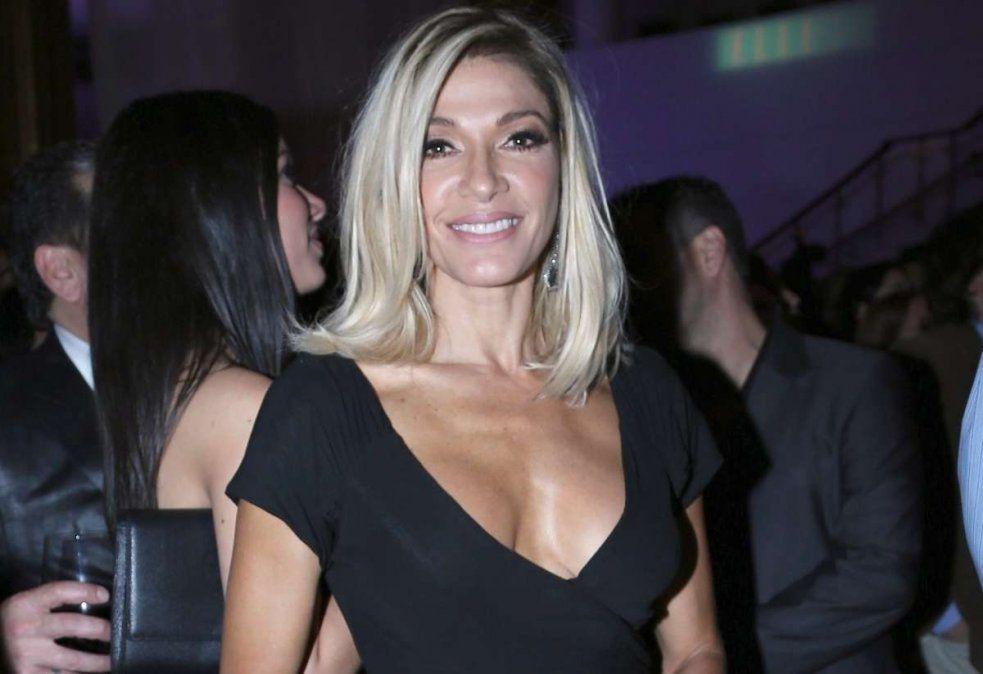 Catherin Fulop defendió a su hija Oriana Sabatini