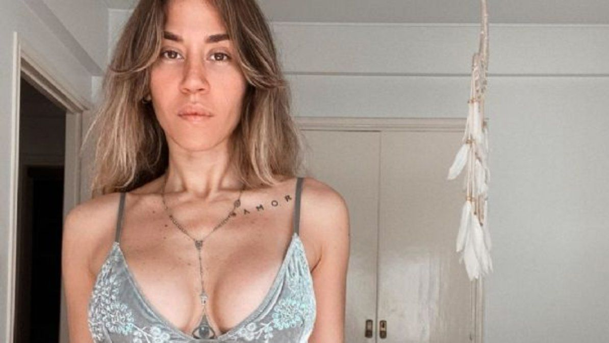 Jimena Barón rompió el silencio ante los rumores de embarazo