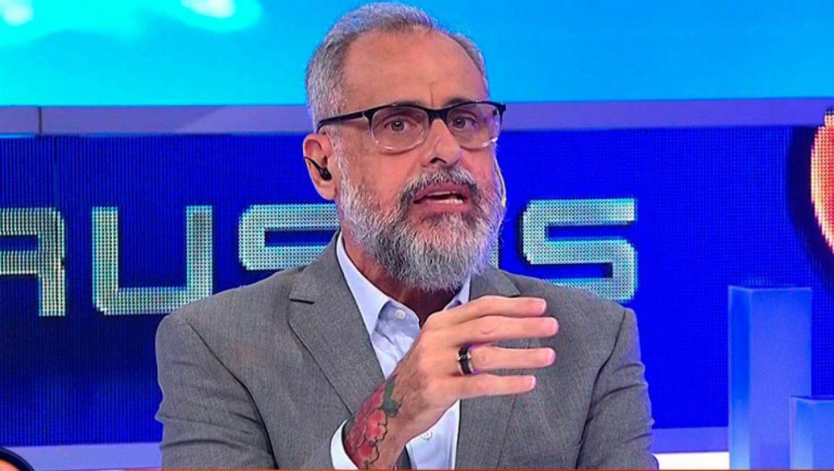 Jorge Rial y su fuerte crítica a Laura Ubfal