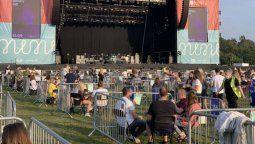 Recitales podrán tener un público de hasta 2.500 personas