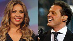 ¡Inédito! Revelan video de Thalía y Luis Miguel besándose