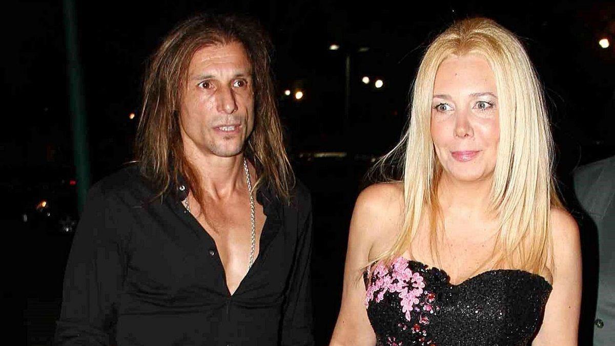 Claudio Caniggia respondió a las acusaciones legales de su ex esposa Mariana Nannis