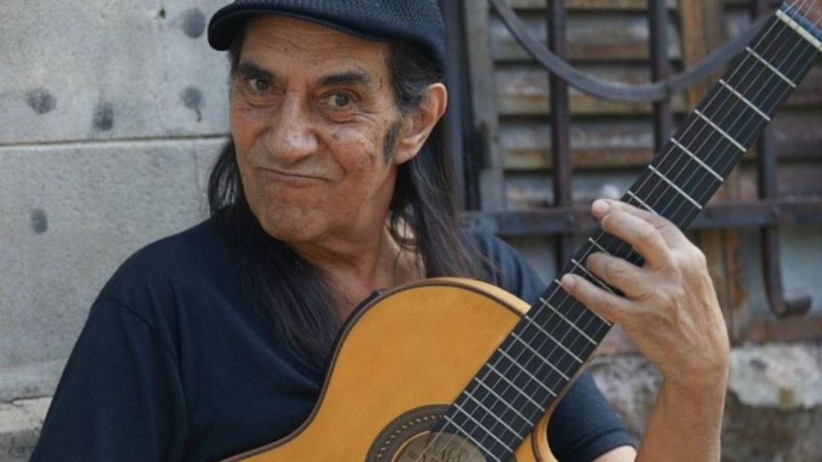 Horacio El Negro Fontova falleció el 20 de abril de 2020 a los 73 años
