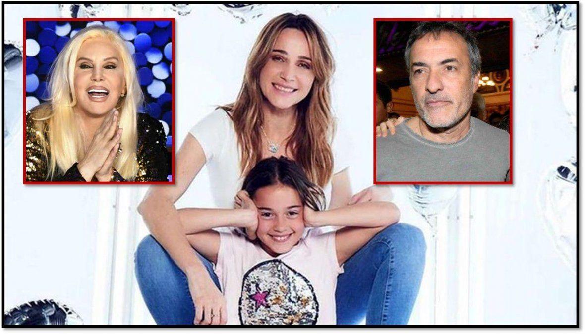 La divertida reacción de la hija de Vero Lozano al enterarse de que Corcho fue pareja de Susana Giménez