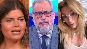 Angie Balbiani hizo un fuerte análisis sobre la pelea de Yanina Latorre y Jorge Rial