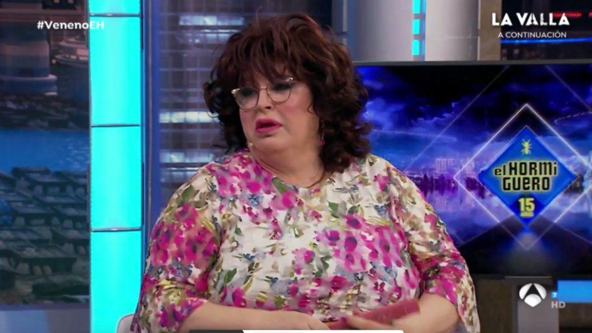 Nuria Roca y la graciosa anécdota con la popular Paca la Piraña