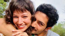 Amoroso: Chino Darín felicitó a Úrsula Corberó en su cumple