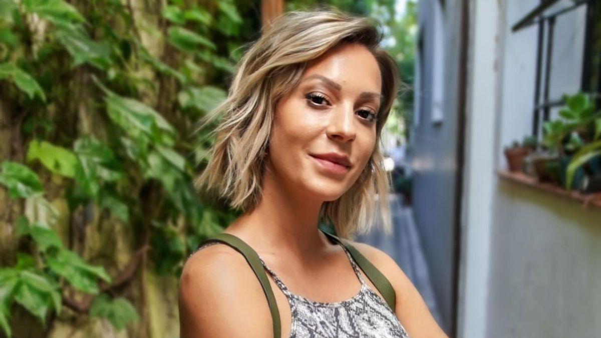 Noelia Marzol está embarazada