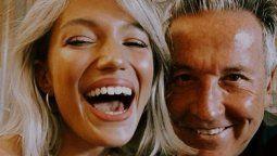Me haces muy feliz: Así fue la bienvenida a la familia de Ricardo Montaner a Stefi Roitman