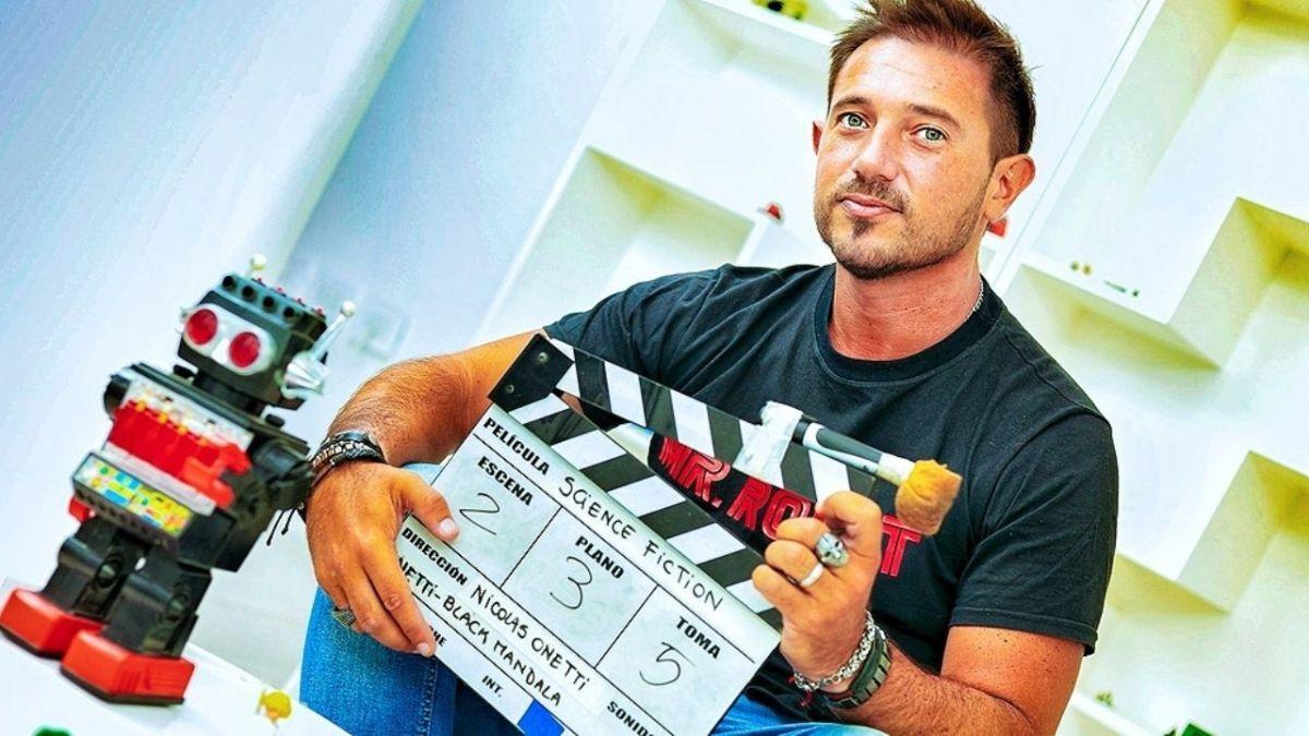 Nicolás Onetti presentará su nueva pelicula en la sección Blood Window de Cannes