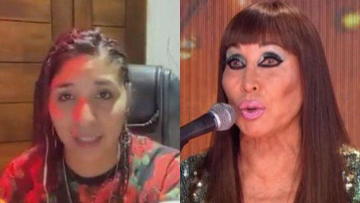 El generoso ofrecimiento de Moria Casán a Rocío Quiroz