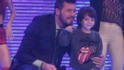 Marcelo Tinelli le dedicó un amoroso saludo a su hijo Lolo por su cumpleaños
