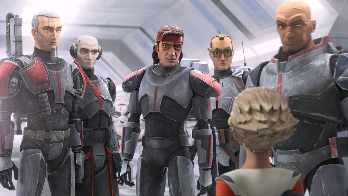 Disney estrenará The Bad Bach la nueva serie de Star Wars