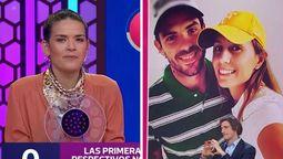 Mica Vázquez y una fuerte acusación a Fernando Gago: Me dejó y el nombre del hijo es el que hablamos