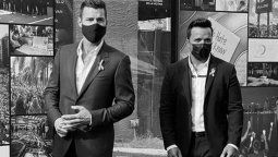 Ricky Martin y Luis Fonsi se meten de lleno en el tema político