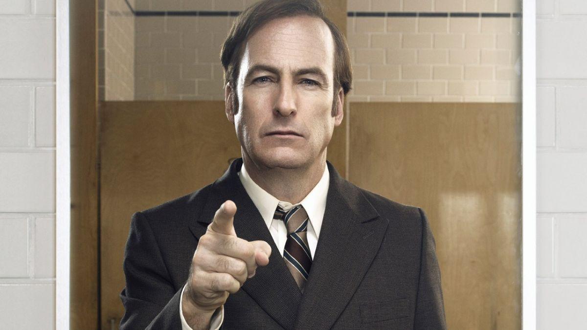 El actor Bob Odenkirk es el protagonista de la serie Better Call Saul