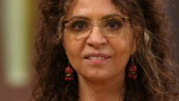 Patricia Sosa habló sobre su eliminación del programa