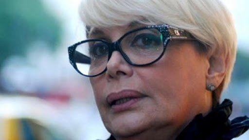 Carmen Barbieri fue internada tras contagio de Covid 19