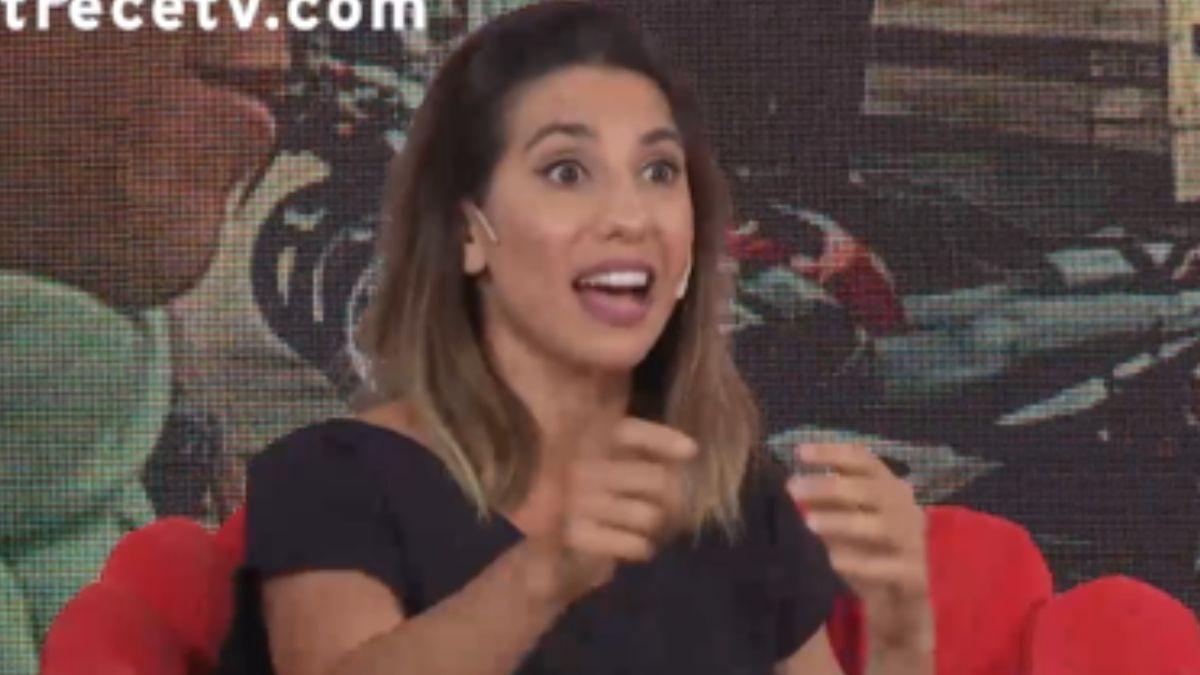 Perdonalos Abigail El posteo de Cinthia Fernández indignada ante la multitud en la Casa Rosada