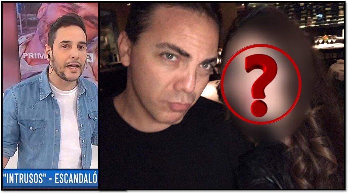 El extraño fetiche de la novia secreta de Cristian Castro