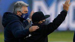 ¿Qué pasa con Diego Maradona?