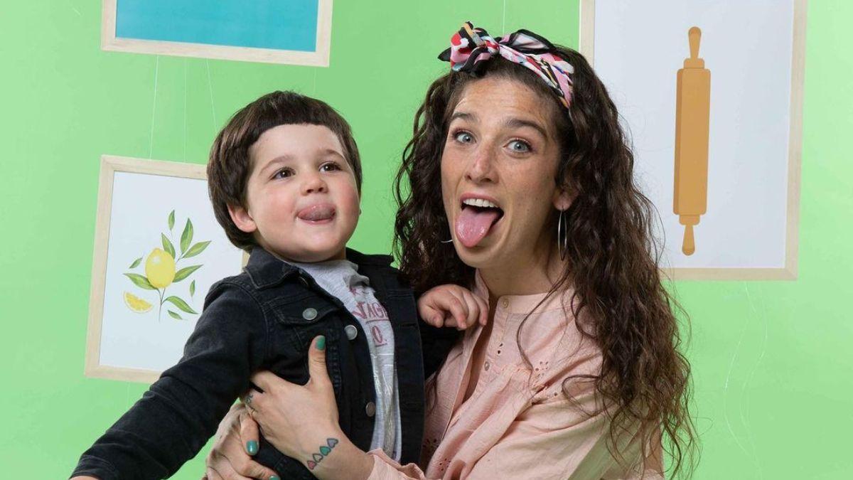 Juana Repetto está embarazada de su segundo hijo