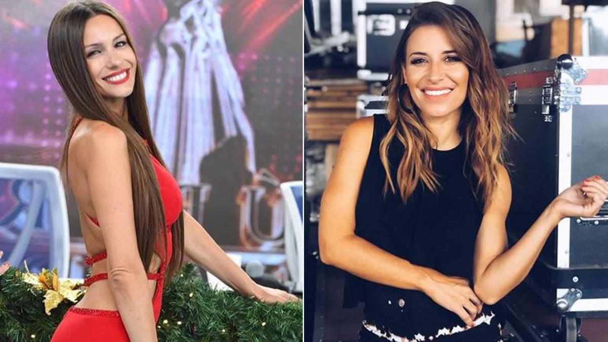 Nuevo round a gritos entre Pampita y Mariana Brey en LAM