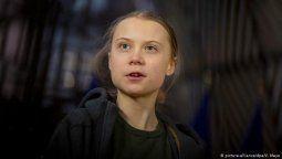 Greta Thunberg ganó un premio y lo donó para luchar contra el coronavirus