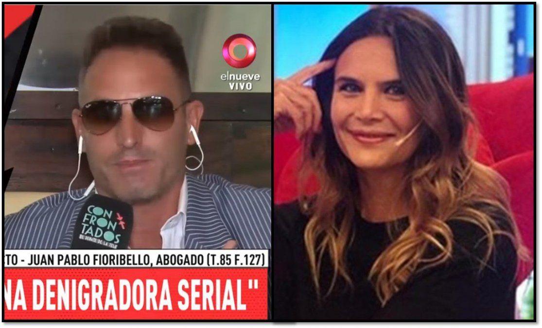 ¿Granata puede ir presa?: El abogado de Andrea del Boca la lleva a la justicia y pide prisión o indemnización