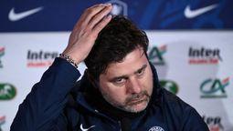 Mauricio Pochettino entrenador del PSG, dijo que Lionel Messi estaba tranquilo luego de ser reemplazado