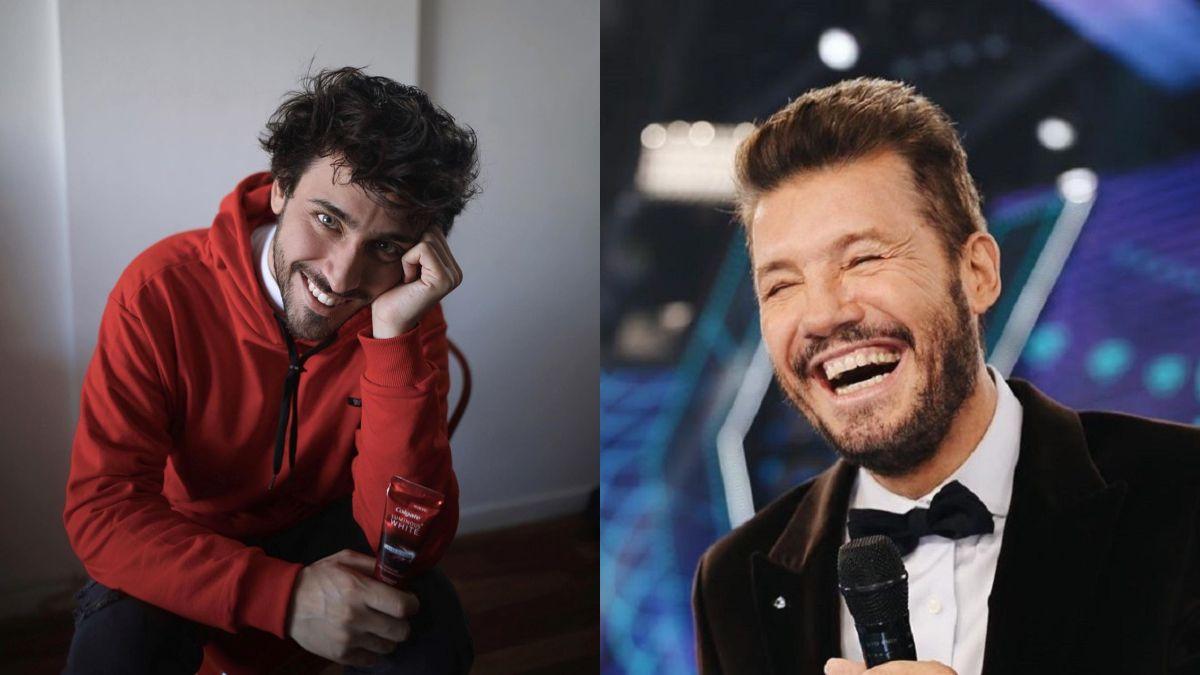 Lizardo Ponce invitó a Marcelo Tinelli a cantar y  el conductor sorprendió con su respuesta