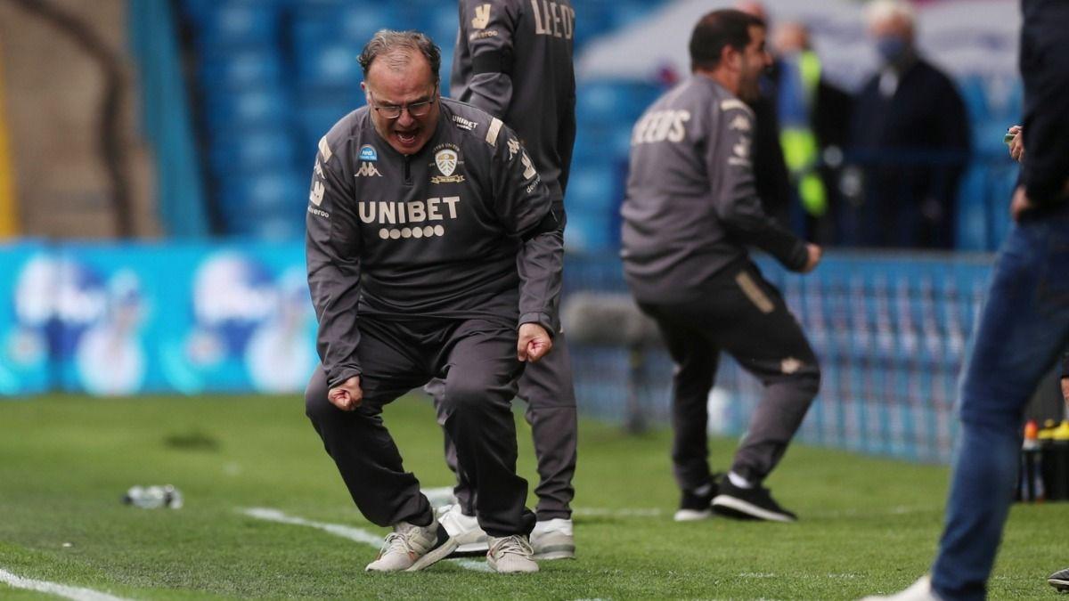 El entrenador del Leeds Marcelo Bielsa no tolera la indisciplina