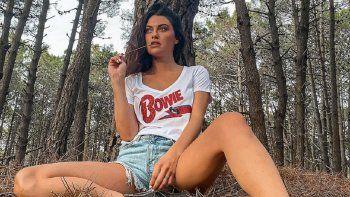 Sofía Jujuy Jiménez contó que desde que está soltera le escriben hasta mujeres