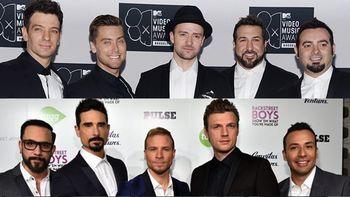 ¡Por fin! Backstreet Boys y NSYNC juntos por una buena causa