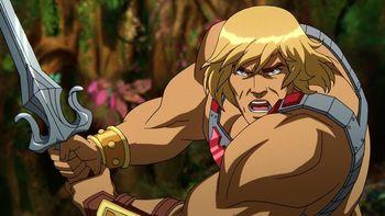 Así se ve el nuevo He-Man en la serie que estrenará Netflix en Julio