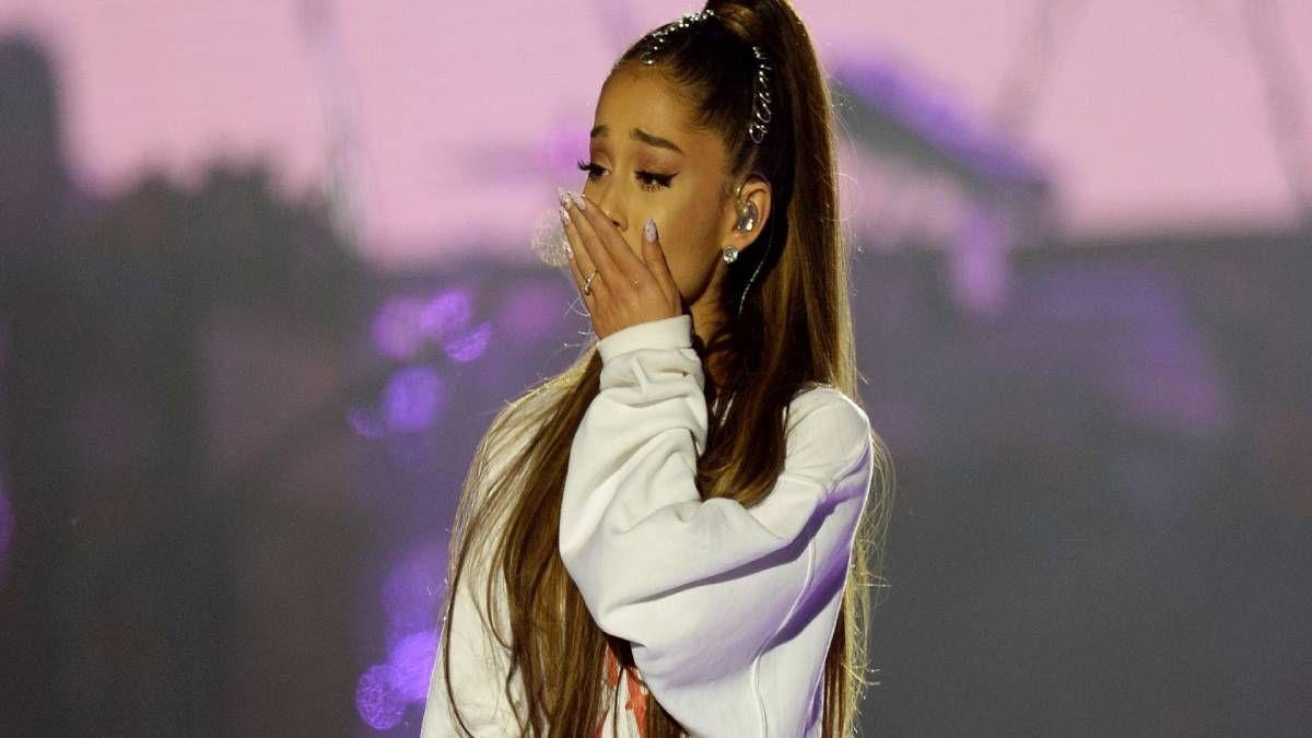 ¡Solidaria! Ariana Grande no olvida a Manchester