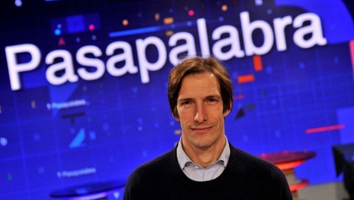 Iván de Pineda listo para comenzar en Telefe con Pasapalabra