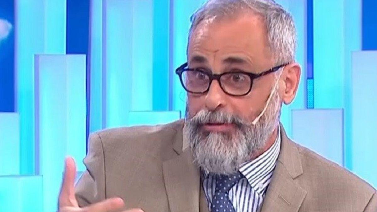 Es un despelote Jorge Rial criticó el sistema de salud en el país